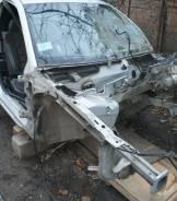 Передняя часть автомобиля. Volkswagen Passat, B5