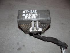 Радиатор отопителя. Toyota Carina, AT212 Двигатель 5AFE