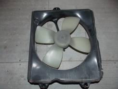 Вентилятор охлаждения радиатора. Toyota Camry, SV40 Двигатель 4SFE