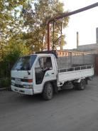 Isuzu Elf. Бортовой грузовик Isuzu ELF с аппарелью 4 WD -в Комсомольске-на-амуре, 2 800 куб. см., 2 000 кг.