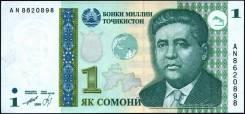 Сомони Таджикский.