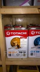 Totachi. Вязкость 0W20, синтетическое