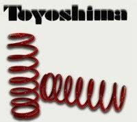 Пружина подвески. Toyota Hilux Surf, KZN185, KZN185G, KZN185W Toyota Land Cruiser Prado, KZJ90W, KZJ90