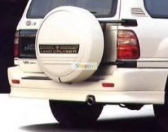 Накладка декоративная. Toyota Land Cruiser
