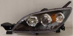 Фара. Mazda Axela, BK3P, BKEP, BK5P Mazda Mazda3, BK, BK3P, BK5P, BKEP Двигатели: L3VDT, LFVE, LFDE, ZYVE, L3VE, MZR, MZRCD, MZCD, Y601, DISI, LF17, Z...