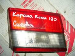 Стоп-сигнал. Toyota Corona, ST190 Двигатель 4SFE