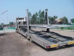 LOHR S2M52X, 2009. Продам автовозный полуприцеп LOHR S2M52X, 19 000 кг.