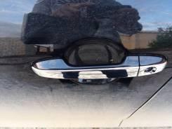 Накладка на ручки дверей. Toyota Camry, ASV50, AVV50, GSV50