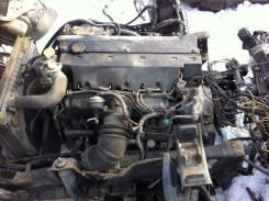 Двигатель. Isuzu Elf, NPR71 Двигатель 4HG1