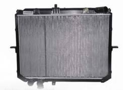 Радиатор охлаждения двигателя. Kia Pregio