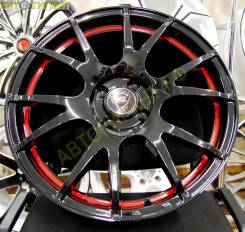 NZ Wheels F-11. 7.0x17, 4x98.00, ET35, ЦО 58,6 мм.