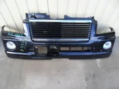 Бампер. Suzuki Solio, MA34S