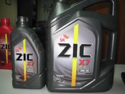 ZIC. Вязкость 5W30, синтетическое