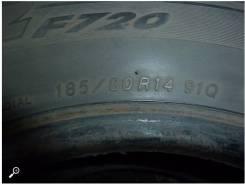 Yokohama F700Z. Зимние, без шипов, 2010 год, износ: 20%, 1 шт