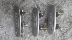 Ручка двери внешняя. Mazda Familia S-Wagon, BJ5W Mazda Familia, BJ3P, BJ5P, BJ5W
