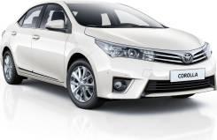 Бампер. Toyota Corolla, NDE160, NRE160