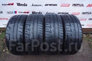 Bridgestone Potenza RE-11. Летние, 2010 год, износ: 5%, 4 шт