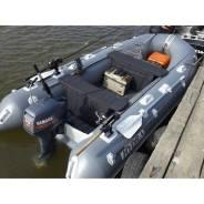 Hydra. длина 400,00м., двигатель подвесной, бензин. Под заказ