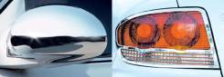 Накладка на зеркало. Hyundai Sonata