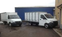 ГАЗ 3202. Газель бизнес/некст хлебовоз, 2 900 куб. см., 1 500 кг.