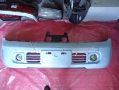 Бампер. Nissan Cube, BNZ11, YZ11, BZ11 Двигатели: CR14DE, HR15DE