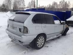 Кулак поворотный. BMW X5, E53 Двигатель M62B44T