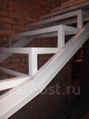 Лестницы из металла- надёжное основание