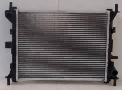 Радиатор охлаждения двигателя. Ford Focus, DNW, DBW, DFW Двигатели: EYDJ, EYDI, EYDF, FYDB, EYDK, FYDA, EDDC, FYDC, EYDB, EYDD, EDDD, EYDG, EYDL, EYDC...