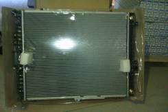Радиатор охлаждения двигателя. SsangYong Musso SsangYong Korando ТагАЗ Роад Партнер ТагАЗ Тагер