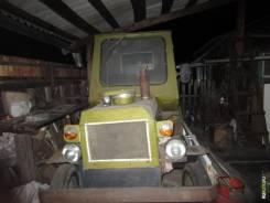 Самодельная модель. Продаётся трактор с копалкой, 50 л.с.