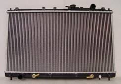 Радиатор охлаждения двигателя. Mitsubishi Diamante, F31A, F41A, F46A, F36A, F47A, F34A, F31AK