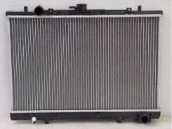 Радиатор охлаждения двигателя. Mitsubishi L200, K74T Mitsubishi MT Mitsubishi D