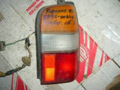 Стоп-сигнал. Toyota Corolla, EE96 Двигатель 2E