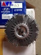 Гидромуфта охлаждения /L7, D6DA Mobis Оригинал 2572055200. Hyundai: HD260, Aero Queen, HD320, HD370, Aero, R380LC-9SH, HD1000, HD270, HD120, Xcient, A...