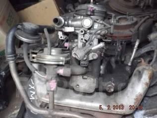 Двигатель в сборе. Toyota Lite Ace Двигатели: 2Y, 2YJ, 2YU