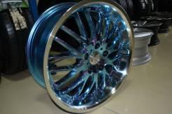 Sakura Wheels. 8.0x8, 5x114.30, ET35, ЦО 73,1мм.