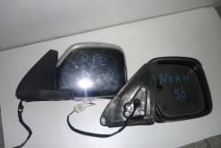 Зеркало заднего вида боковое. Toyota Noah Toyota Lite Ace Noah, CR50G, CR50, SR50 Двигатели: 3CT, 3SFE, 3CTE