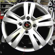 Red Wheel. 6.0x15, 4x114.30, ET44, ЦО 56,6 мм.