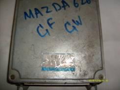 Блок управления двс. Mazda 626, GF