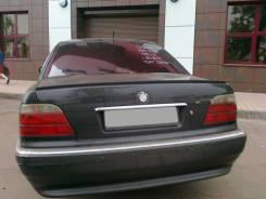 Спойлер. BMW 7-Series, E38