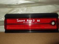 Планка под фонарь. Toyota Mark II, GX90 Двигатель 1GFE