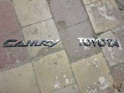 Эмблема. Toyota Camry, ASV50, ACV40, ASV40, AHV40, CV40, GSV40, GSV50, SV40, AVV50