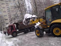 Вывоз, чистка, уборка снега, льда! Спецтехника, бригада рабочих!
