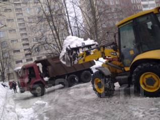Вывоз, чистка, уборка снега! Спецтехника, бригада рабочих!