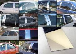 Накладка на стойку. Toyota: Mark II Wagon Qualis, Aristo, Celsior, Land Cruiser Cygnus, Carina, Ipsum, Harrier Hybrid, Vista Ardeo, ist, Verso, Lite A...