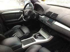Динамик. BMW X5, E53 Двигатель M62B44T
