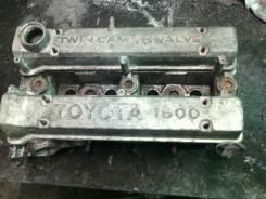 Головка блока цилиндров. Toyota Sprinter Trueno, AE86 Двигатель 4AGEU