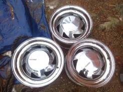 Centerline Wheels. 7.0x15, 4x100.00, 4x114.30, ET5