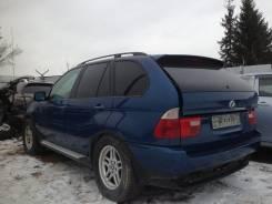 Крышка люка. BMW X5, E53 Двигатель M62B44T
