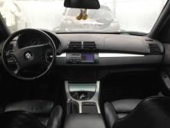 Руль. BMW X5, E53, У53, U53 Двигатель M62B44T